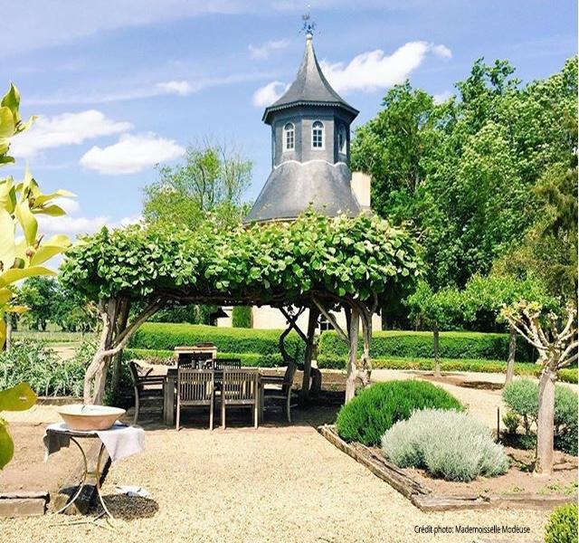 Jardin Reignac
